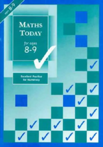 Maths Today for Ages 8-9: Brodie, Andrew