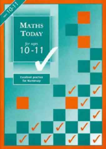 Maths Today for Ages 10-11: Brodie, Andrew