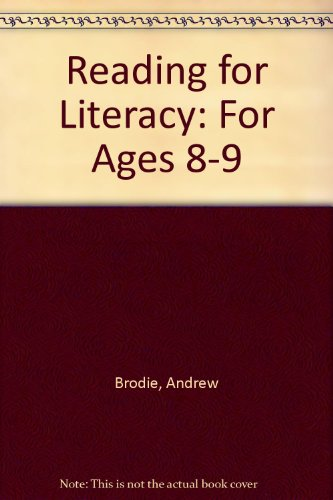 Reading for Literacy: For Ages 8-9: Brodie, Andrew and