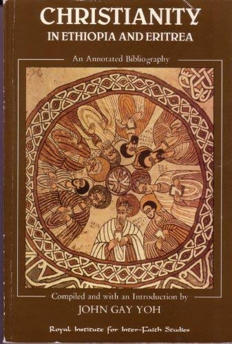 9781897750568: Christianity in Ethiopia and Eritrea: An annotated bibliography