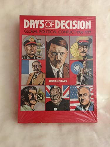 9781897766019: Days of Decision