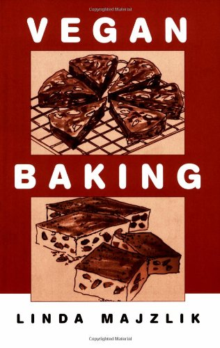 Vegan Baking (Vegan Cookbook)