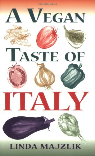 A Vegan Taste of Italy (Vegan Cookbooks)