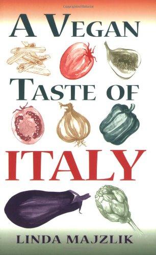 9781897766651: A Vegan Taste of Italy (Vegan Cookbooks)