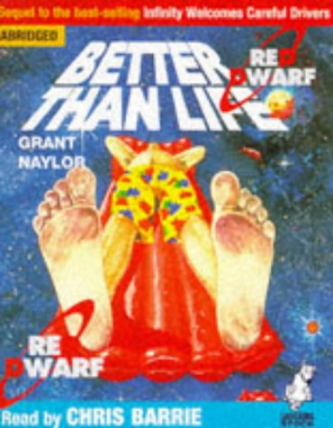 9781897774816: Better Than Life (Red Dwarf)