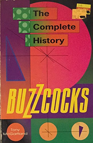 9781897783054: Buzzcocks the Complete History