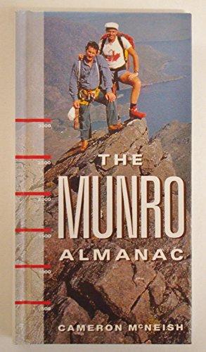 9781897784013: The Munro Almanac