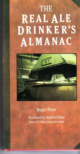 9781897784174: The Real Ale Drinker's Almanac by Protz, Roger