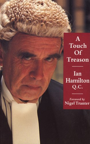 A Touch of Treason: Hamilton, Ian R.