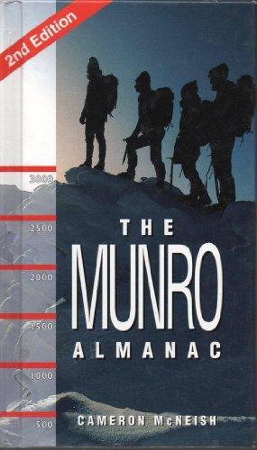 9781897784396: The Munro, 3000 Ft+ Almanac