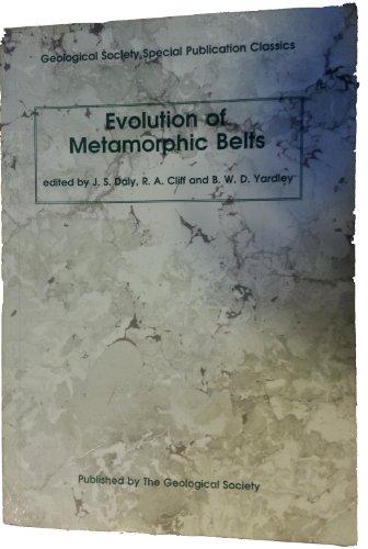 Evolution of Metamorphic Belts: Daly, J.S.