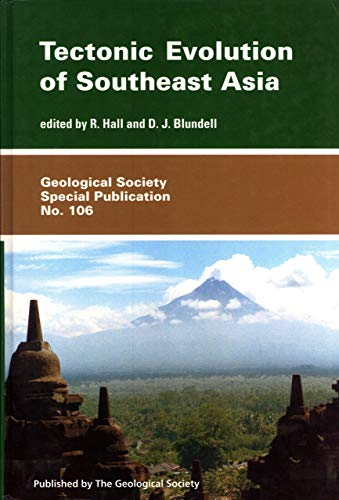9781897799529: 106: Tectonic Evolution of Southeast Asia (Geological Society Special Publication)