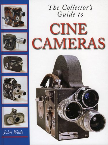 9781897802182: The Collector's Guide to Cine Cameras