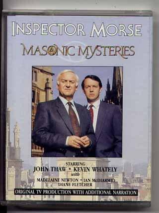 9781897861158: Inspector Morse: Masonic Mysteries