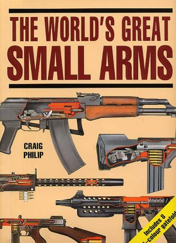 9781897884034: The World's Great Small Arms (English and Spanish Edition)