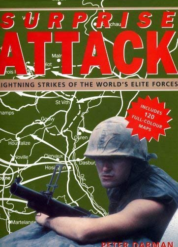 9781897884041: Surprise Attack: Lightning Strikes of the World's Elite Forces