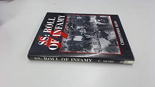9781897884225: SS: Roll of Infamy