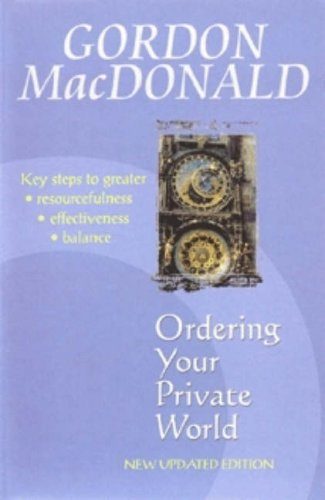 9781897913673: Ordering Your Private World
