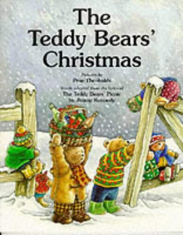 The Teddy Bears' Christmas (1897951272) by Theobalds, Prue; Kennedy, Jimmy