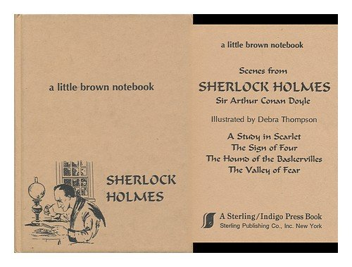 Sherlock Holmes (Little Brown Notebook Series): Doyle, Sir Arthur