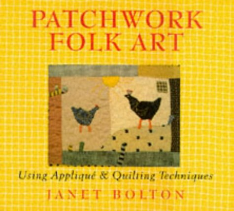 9781897954546: Patchwork Folk Art