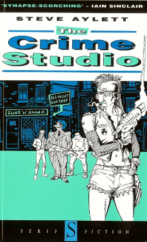 9781897959121: The Crime Studio
