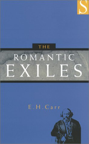 9781897959350: The Romantic Exiles: A Nineteenth Century Portrait Gallery