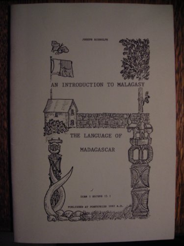 9781897999158: An Introduction to Malagasy: The Language of Madagascar