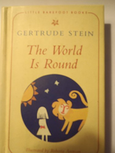 9781898000402: The World is Round (Little Barefoot Books)