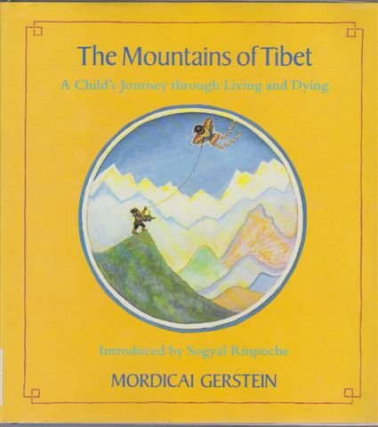 9781898000457: The Mountains of Tibet: A Child's Journey Through Living and Dying