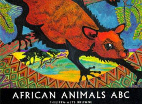 9781898000532: African Animals ABC