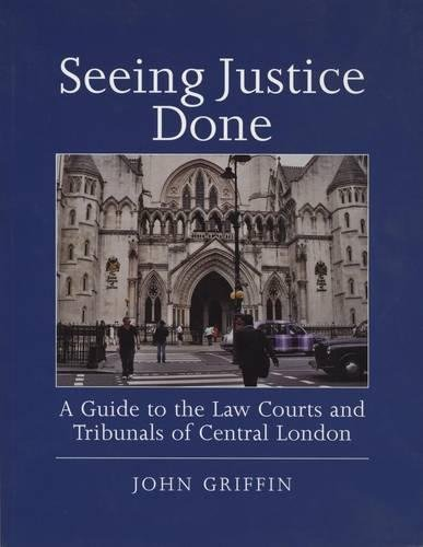 9781898029823: Seeing Justice Done