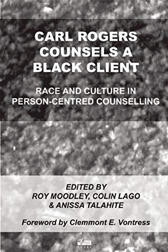 9781898059448: Carl Rogers Counsels a Black Client