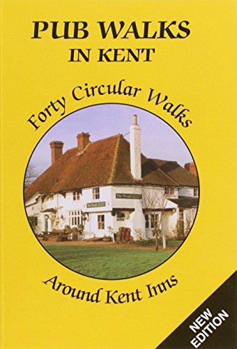 9781898073376: Pub Walks in Kent