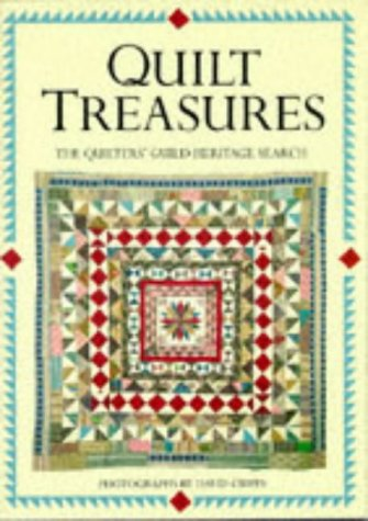 9781898094098: Quilt Treasures The Quilters Guild Heritage Search