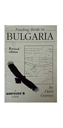 9781898110149: Finding Birds in Bulgaria