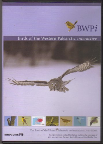 9781898110392: BWPI Birds of the Western Palearctic Interactive