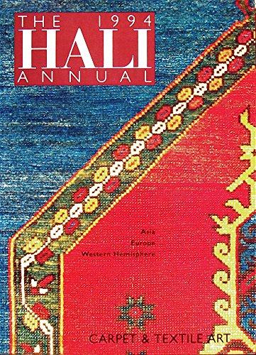 9781898113003: The Hali Annual 1994: Carpet and Textile Art