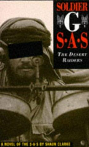 9781898125082: Soldier G : SAS - The Desert Raiders