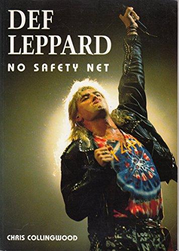 9781898141556: Def Leppard: No Safety Net
