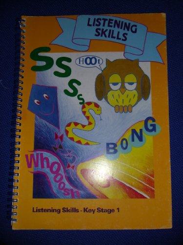 9781898149347: Listening Skills: Key Stage 1
