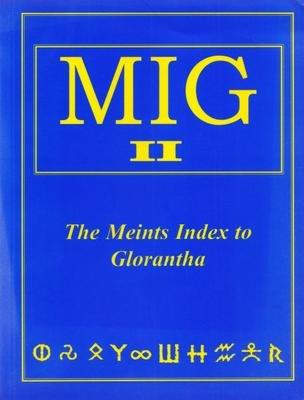 9781898190035: Meints Index to Glorantha II