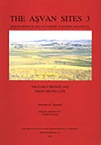 The Asvan Sites: The Early Bronze Age v. 3 (Paperback): A. G. Sagona