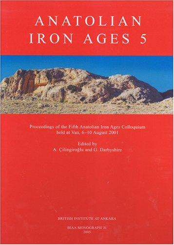 Anatolian Iron Ages 5