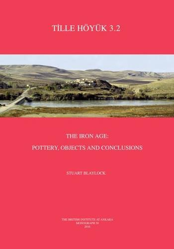 9781898249375: Tille Hoyuk 3.2: The Iron Age: Pottery, Objects and Conclusions
