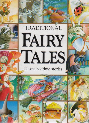 9781898250128: Traditional Fairy Tales: Classic Bedtime Stories