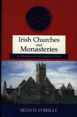 9781898256144: Irish Churches and Monasteries
