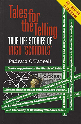 9781898256168: Tales for the Telling: True Life Stories of Irish Scandals