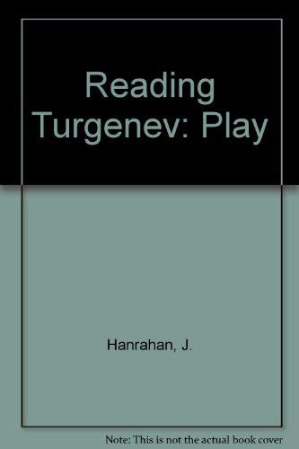 9781898256304: Reading Turgenev