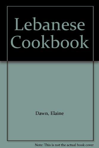 9781898259206: Lebanese Cookbook